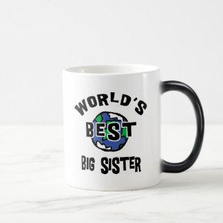 世界で最も最高のな姉 モーフィングマグカップ