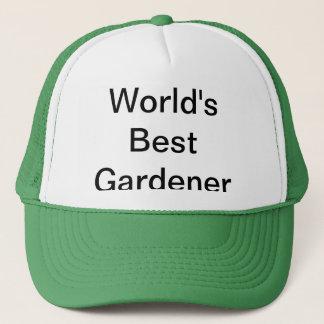世界で最も最高のな庭師の帽子 キャップ