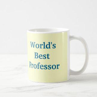 世界で最も最高のな教授のマグ コーヒーマグカップ