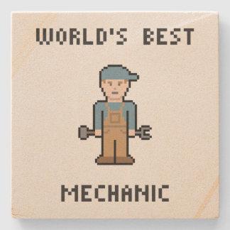 世界で最も最高のな整備士 ストーンコースター