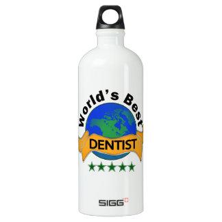 世界で最も最高のな歯科医 ウォーターボトル