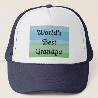 世界で最も最高のな祖父の帽子 キャップ