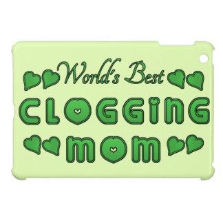 世界で最も最高のな詰るお母さんの緑 iPad MINIカバー