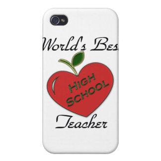 世界で最も最高のな高等学校の先生 iPhone 4/4Sケース