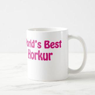 世界で最も最高のなHorkur コーヒーマグカップ