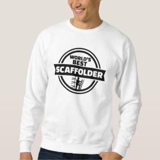 世界で最も最高のなscaffolder スウェットシャツ