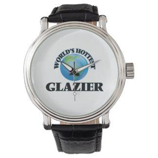 世界で最も熱いガラス工 腕時計