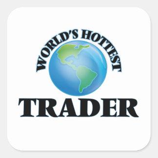 世界で最も熱い貿易業者 スクエアシール