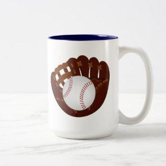 世界で最も素晴らしい野球選手のコーヒー・マグ ツートーンマグカップ