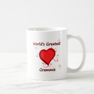 世界で最も素晴らしいGrammie コーヒーマグカップ