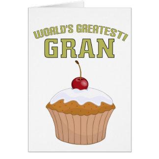 世界で最も素晴らしいGran! カード