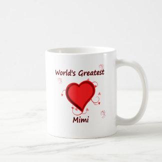 世界で最も素晴らしいmimi コーヒーマグカップ
