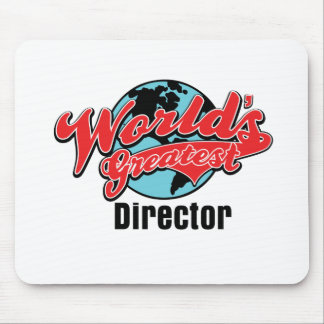 世界のすばらしいディレクター マウスパッド