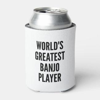 世界のすばらしいバンジョープレーヤー 缶クーラー