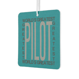 世界のすばらしいパイロット カーエアーフレッシュナー
