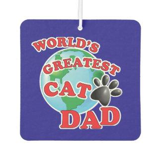 世界のすばらしい子猫のPoppa カーエアーフレッシュナー