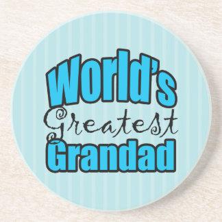 世界のすばらしい祖父 コースター