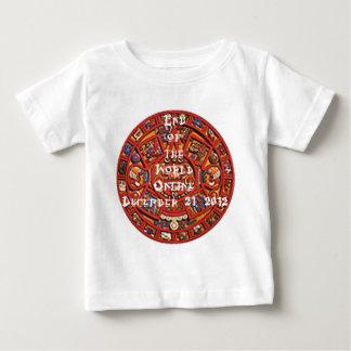 世界のオンラインの終わり ベビーTシャツ