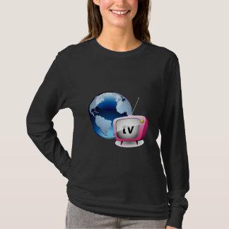 世界のテレビ日11月21日 Tシャツ