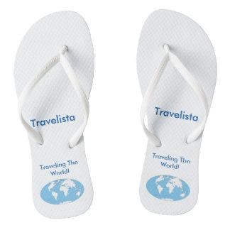 世界のビーチのサンダル(Travelista)移動します ビーチサンダル