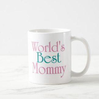 世界のベストのお母さん コーヒーマグカップ