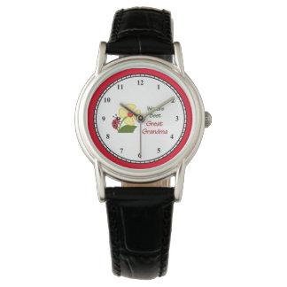世界のベストの曾祖母 腕時計