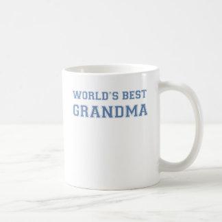 世界のベストの祖母 コーヒーマグカップ
