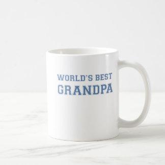 世界のベストの祖父 コーヒーマグカップ