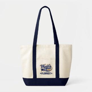 世界のベストの花屋 トートバッグ