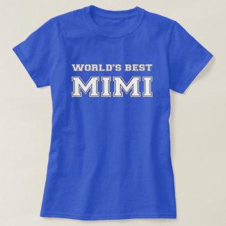 世界のベストMimi Tシャツ