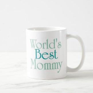 世界のベストMommy..2 コーヒーマグカップ