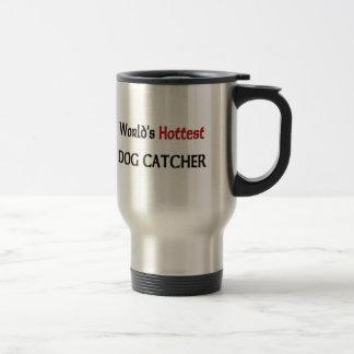 世界のホットドッグのキャッチャー トラベルマグ