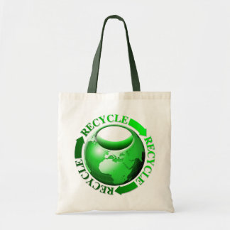 世界のリサイクルのバッグ トートバッグ