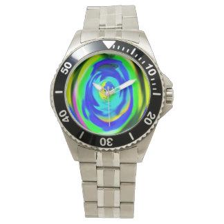 世界の上 腕時計