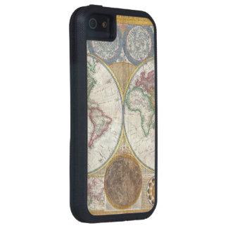 世界の古い地図 iPhone SE/5/5s ケース