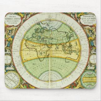 世界の古代半球は、「Tからの94をめっきします マウスパッド