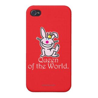 世界の女王 iPhone 4/4Sケース
