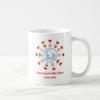世界の子供 コーヒーマグカップ