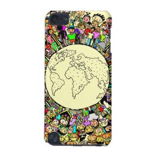 世界の子供 iPod TOUCH 5G ケース