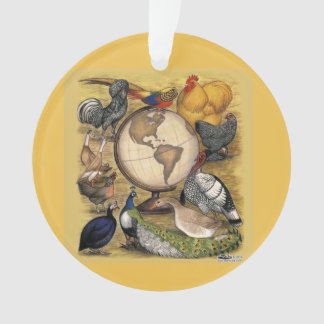 世界の家禽 オーナメント