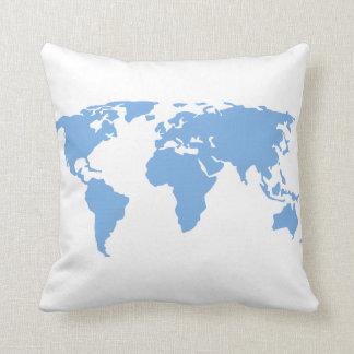 世界の投球の装飾的な枕 クッション