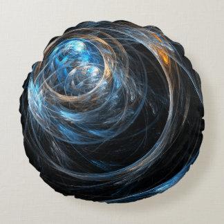 世界の抽象美術の円形の枕のまわり ラウンドクッション