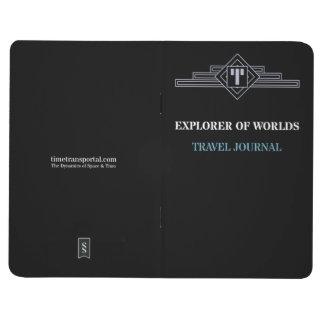 世界の探検家-旅行ジャーナル ポケットジャーナル