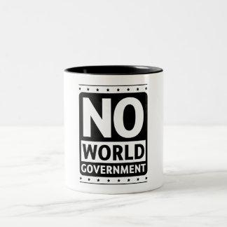世界の政府無し#1 ツートーンマグカップ