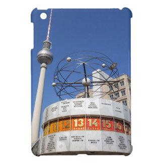 世界の時計およびテレビタワー、Alexanderplatz、 iPad Mini Case