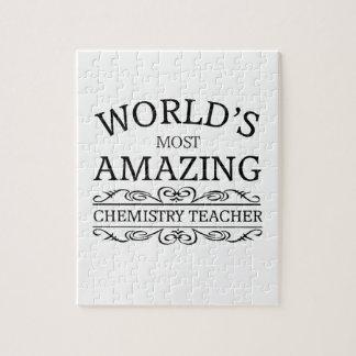 世界の最もすばらしい化学先生 ジグソーパズル