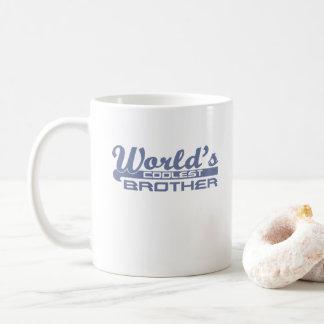 世界の最もクールな兄弟 コーヒーマグカップ