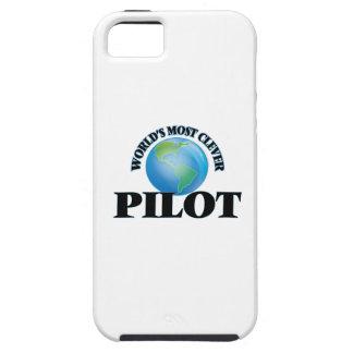 世界の最も利発なパイロット iPhone SE/5/5s ケース