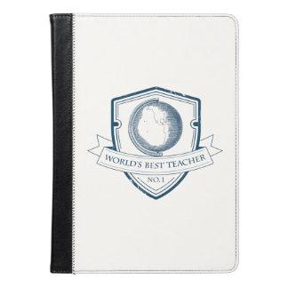 世界の最も最高のな先生の地球のiPadの場合 iPad Airケース