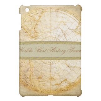 世界の最も最高のな歴史の先生 iPad MINIケース